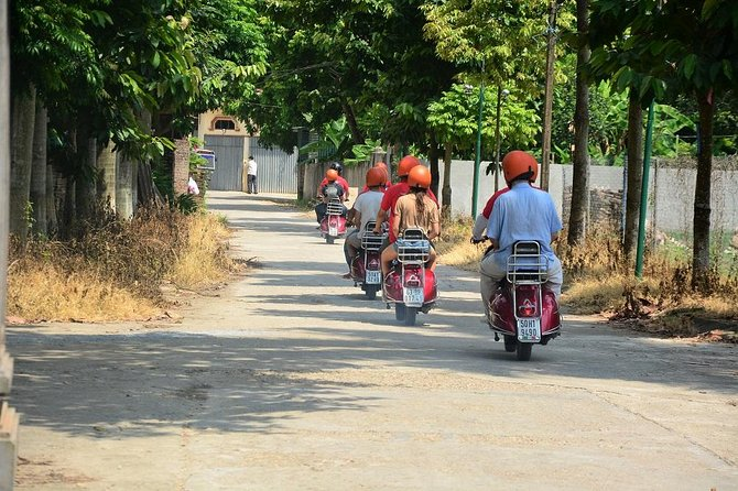 Hanoi Red River Delta Villages Vintage Vespa Tours photo 23