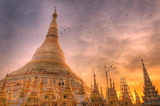 All About Yangon: Yangon Full Day City Tour