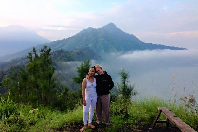 Private Caldera Batur Sunrise Trekking & Natural Hotspring