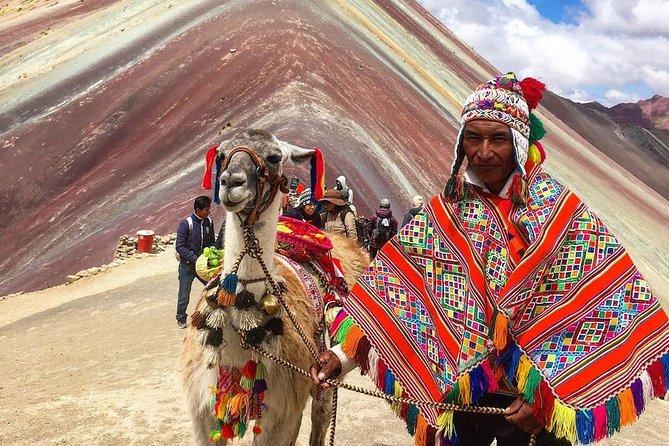 Rainbow Mountain Cusco (Day Trip)