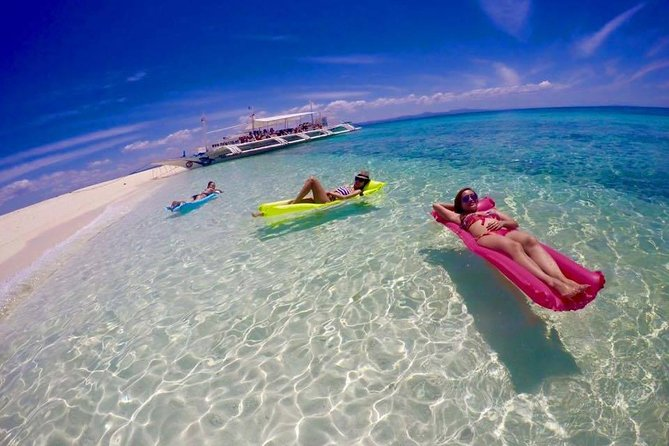 Kalanggaman Island Tour From Cebu