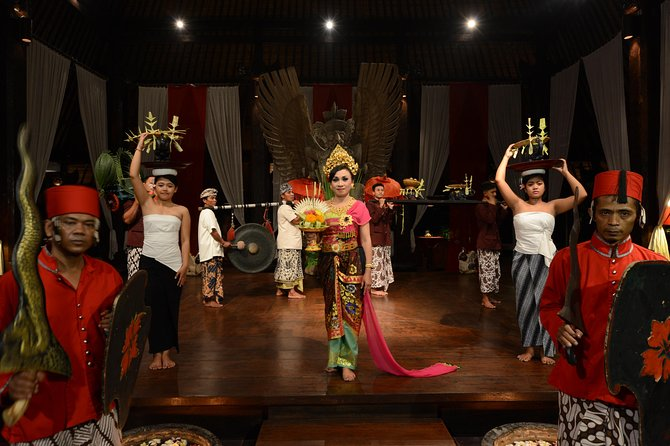 Royal Tugudom - Grand Ceremonial Dining of Majapahit Kingdom