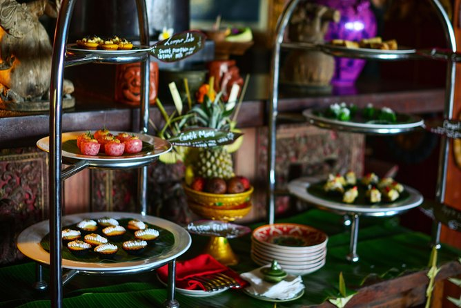 Afternoon Tea with Jajan Pasar - An Enchantment of Local Delicacies