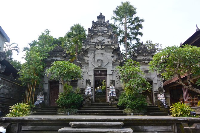 Ubud Art Work and Heritage ~ One Day Explore