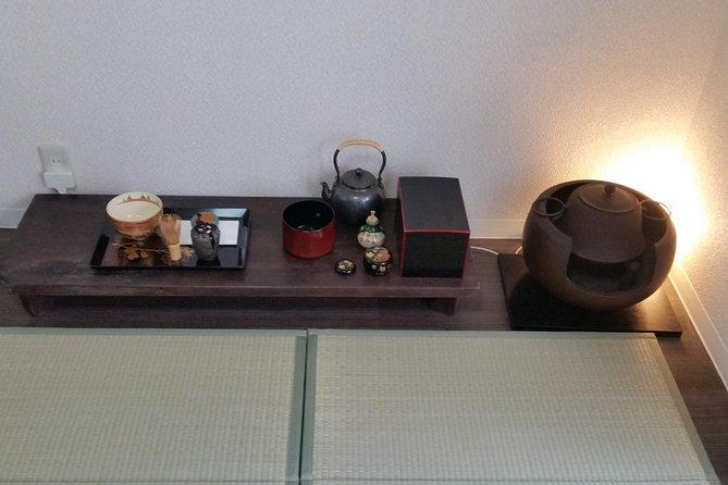 Tea ceremony (Japanese sadou)