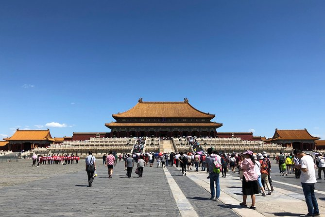 All Inclusive Private 3-Day Beijing Highlight Tour