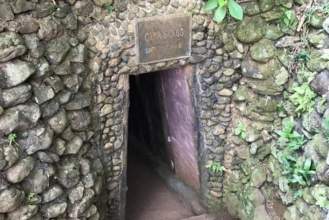 Private Fullday trip To DMZ( Vinh Moc Tunnels and Khe Sanh Combat) from Hue