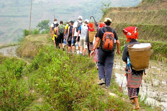 Bali Rice Terrace Trekking Tour