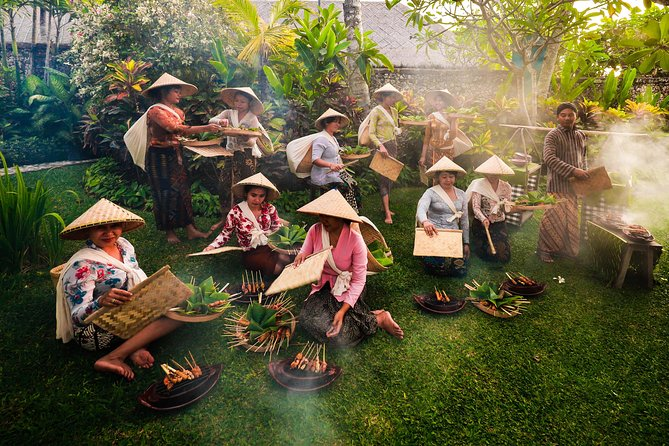 Sate Iboe Sarongan Tanah Djawa & Bali
