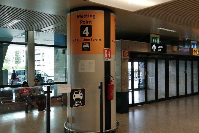 Private Transfers: Civitavecchia Port to Fiumicino Airport (FCO) or vice versa