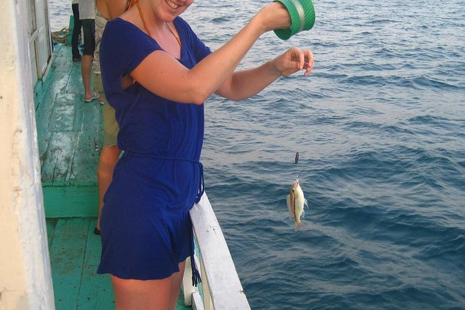 Snorkeling and fishing tour in the north of Phu Quoc Island photo 3