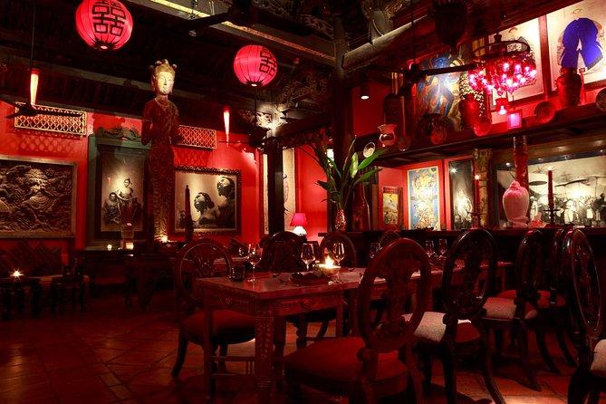 Babah Peranakan Dinner in Kang Xi Temple 1706