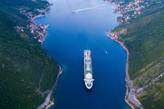 Montenegro coast- Tivat, Kotor and Budva (suggested for cruise ship travelers)