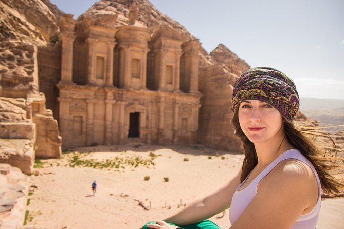 2 Days Petra & Wadi Rum Tour from and to Amman