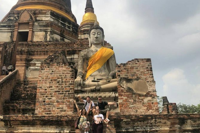 Private Tour: Ayutthaya Day Tour from Bangkok
