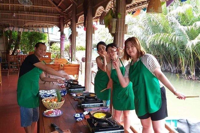 Hoi An Cooking Class Och River Cruise