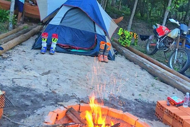 Overnight Camping tent at Kulen Mountain From Siem Reap photo 14