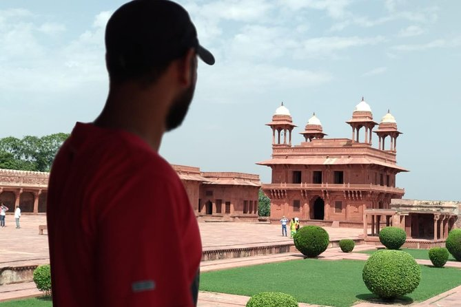 Agra City Tour with Fatehpur Sikri
