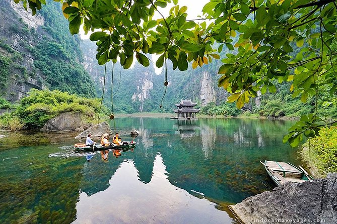 Bai Dinh -Trang An Day Trip with Buffet Lunch,Boat Trip and Electric Car(2ways)