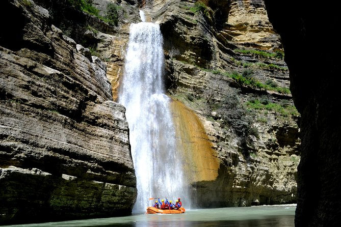Rafting in Osumi Canyons Albania Adventure Tours Skrapar (ARG)
