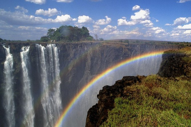 Tour of the Falls-Zambia