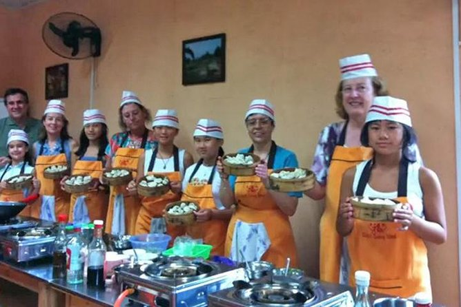 Tour to learn Chinese cuisine in Yangshuo group