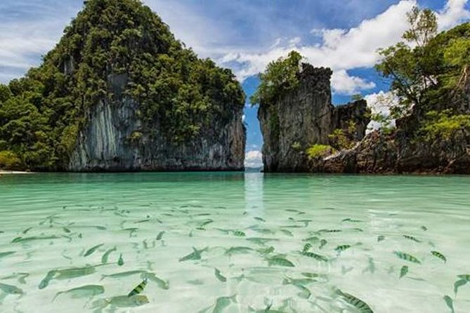 KRABI: Join Tour Hong Islands Snorkeling By Speed Boat with Lunch