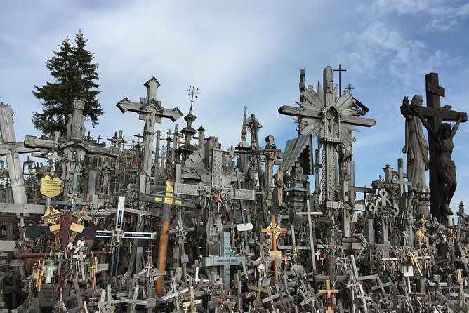 Hill of Crosses & Rumsiskes from Kaunas photo 1