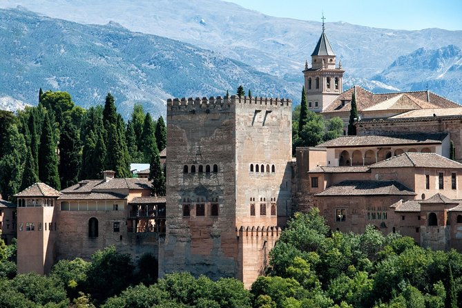 Alhambra Tickets and Albaicin Private Tour