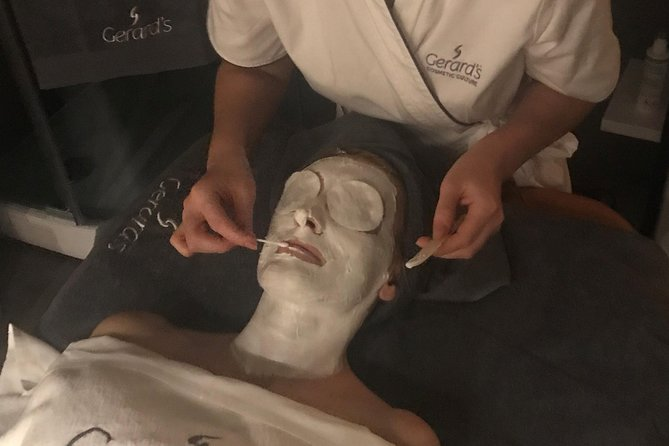 Se6a Miracle Mask- Skin Lift Therapy With Massage Of Back And Shoulder Zone