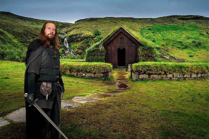 Excursão pelos locais de filmagem de Game of Thrones, saindo de Reykjavík