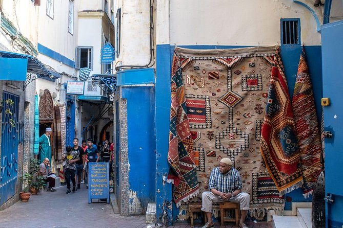 Tangier city tour