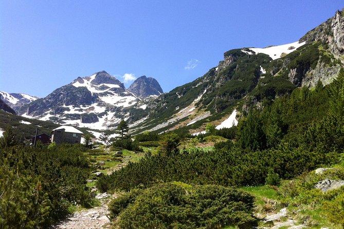 Via Ferrata Adventure on Kuklata peak 2257 m in Rila Mountain