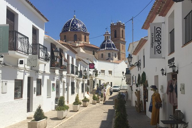 Half day trip from Calpe. Guadalest, Polop, Altea.
