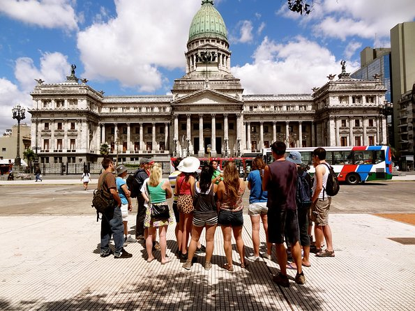 Walking Through Puerto Madero & Dowtown Tour