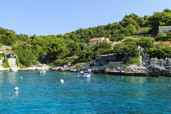 Half day group tour Blue Lagoon and UNESCO-listed town of Trogir