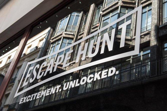 Escape Hunt Paris, Escape Game