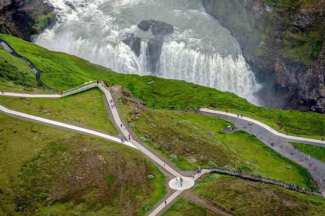 Golden Circle and South Iceland Private Full-Day Tour