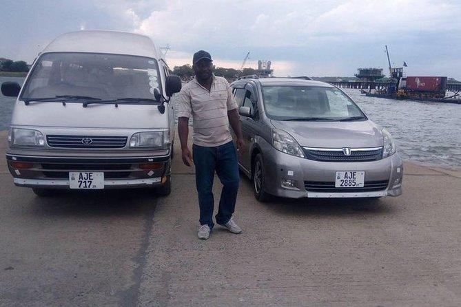 Transfers ( Livingstone-Kazungula Border)