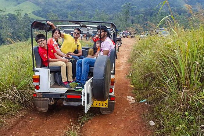 Guided Jeep Safari Tour of Gavi from Thekkady with Breakfast photo 6