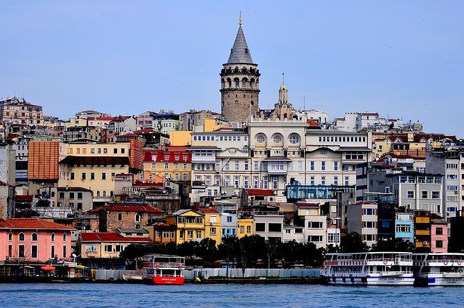 Istanbul: Galata Self-guided Photography Audio Tour by VoiceMap