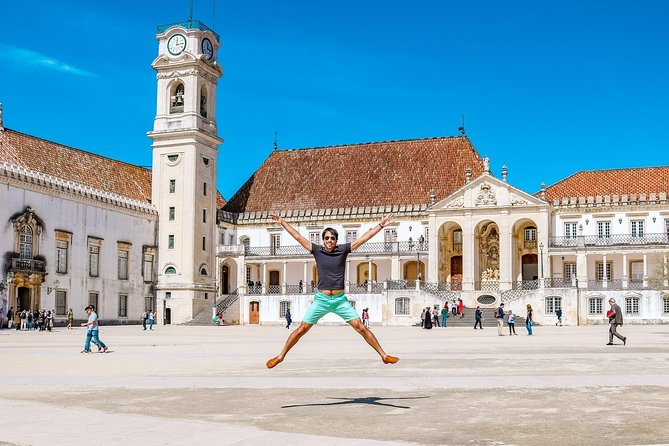 Coimbra Private Tour - Full Day