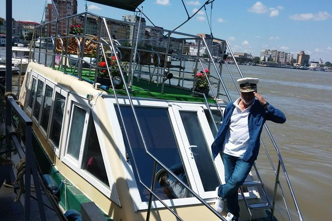 Daily Tours in the Danube Delta, boat cruise Camely ...