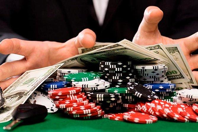 Xcape Room Bcn: El Casino Royal