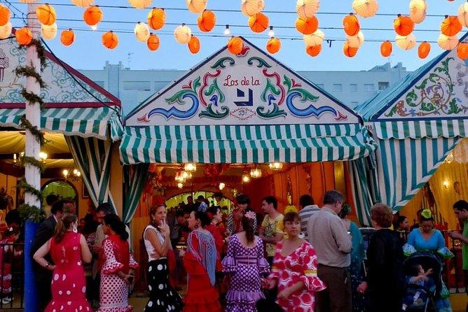 Feria de Abril Crawl in Seville