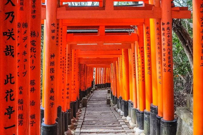 Private Tour - A Tour to Visit Classic Tourists Spots in Kyoto!
