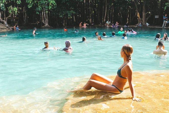 Full-Day Rain Forest Jungle Adventure Tour from Krabi