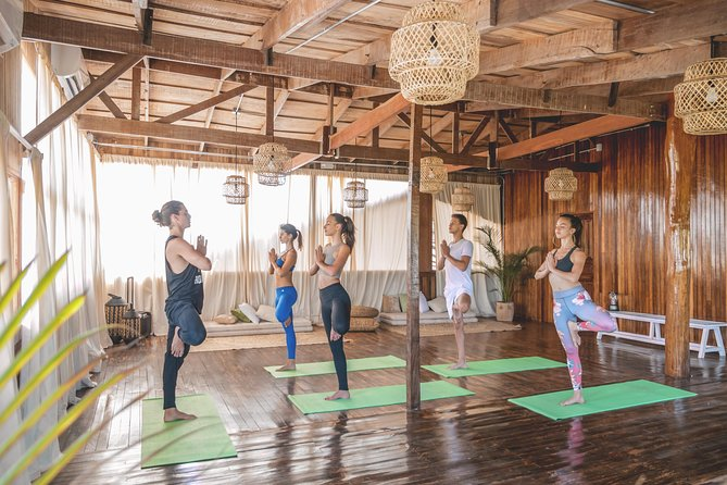 Selina Yoga Class