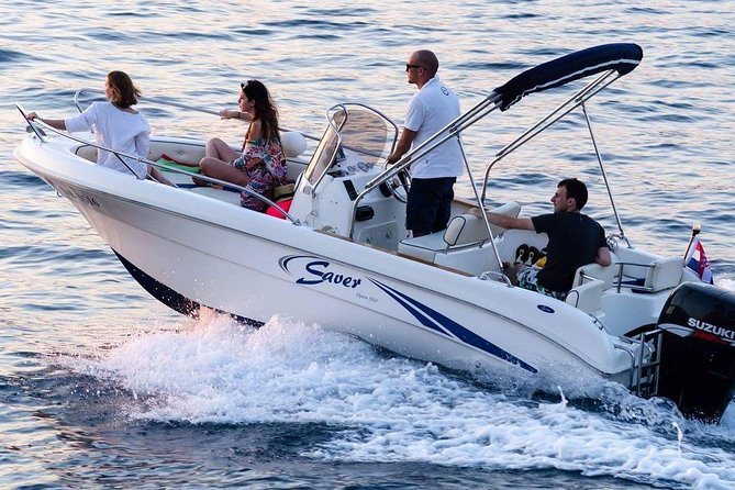 Boat rental in Dubrovnik Croatia. Cruise around Dubrovnik coast and islands
