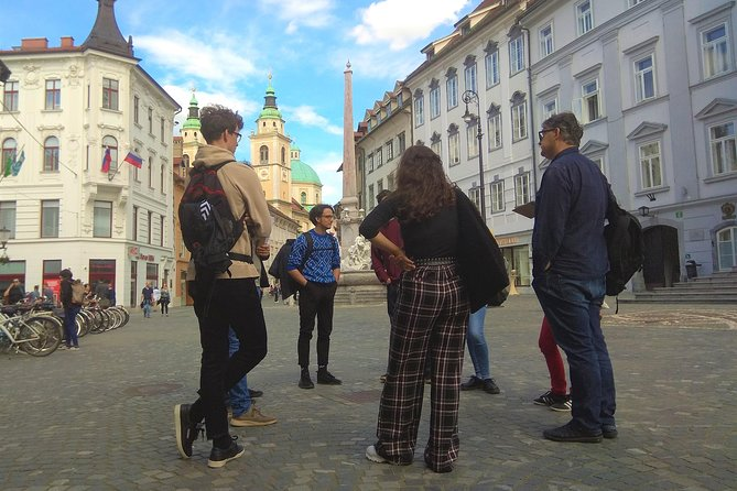 Extended Classic and Urban Ljubljana Walking Tour (small group)